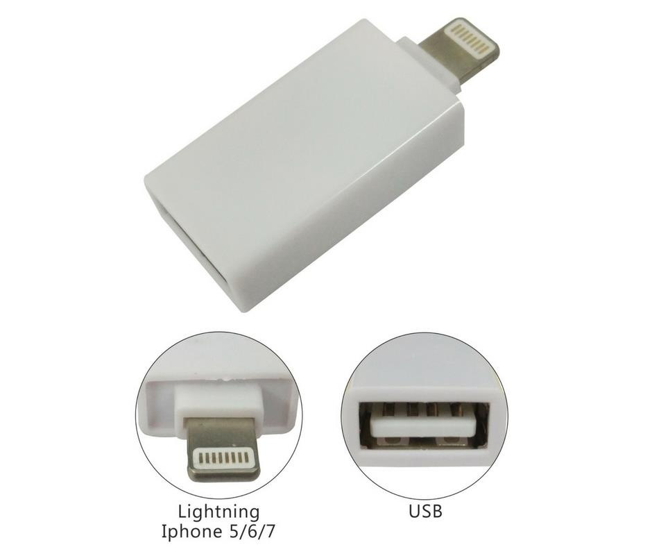 new product acfd9 e9efa Iphone OTG Adapter