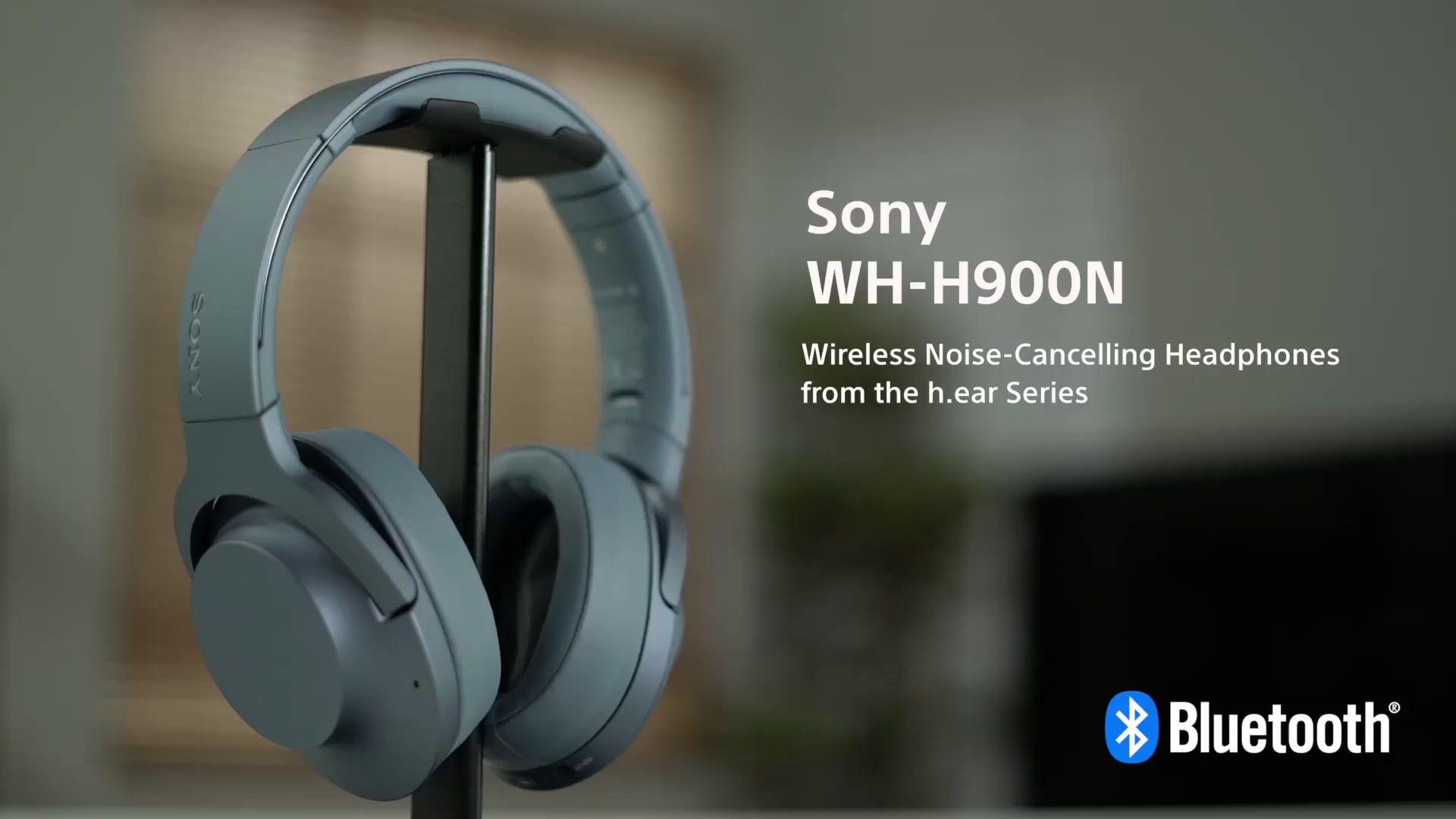 5dbc8da838a Sony WH-H900N h.ear on 2 Wireless Noise Cancelling Headphone - WESTORE